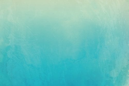 Turquoise water color image.